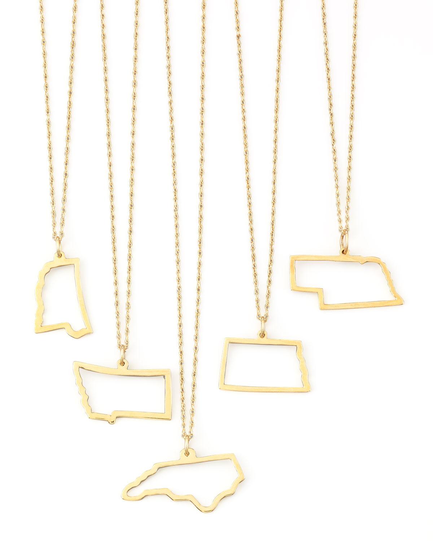 Maya Brenner 14k Gold Necklace