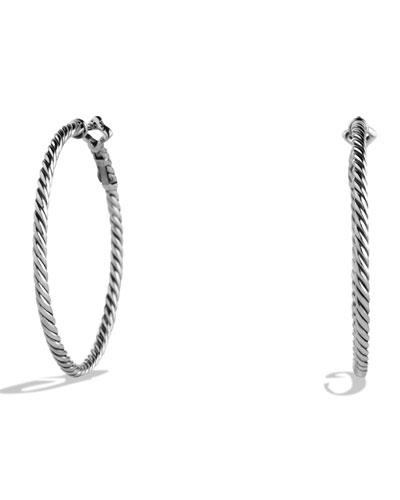 c4d4e467a Quick Look. David Yurman · Cable Classics Hoop Earrings