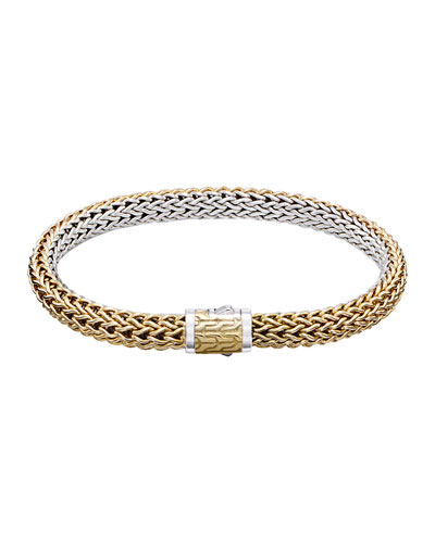 Small Gold Bangle Neiman Marcus