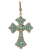 Maria Cross Pendant