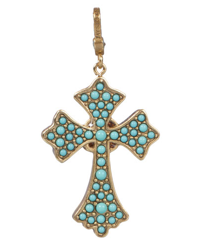 Maria Cross Pendant