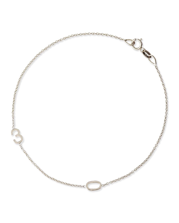 Mini 2-Number Bracelet
