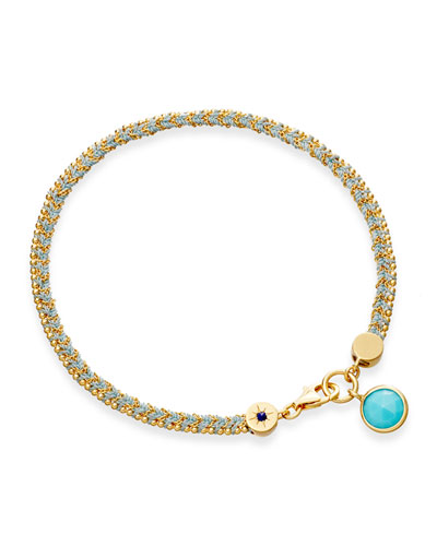 Starman Bracelet with Turquoise