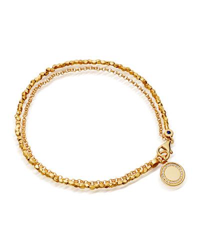 Cosmos Nugget Bracelet