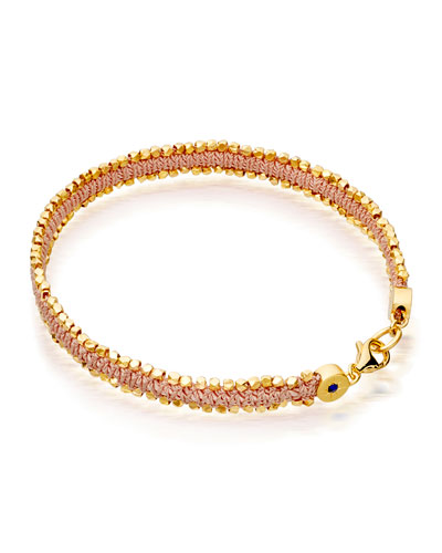 Perfect Day Nugget Bracelet, Pink