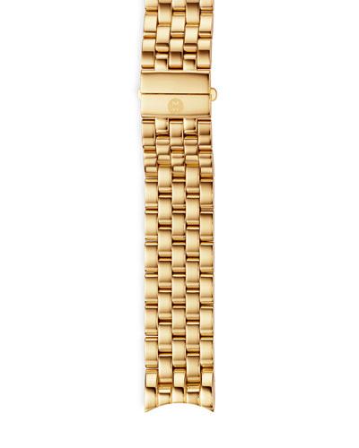 Sport Sail 18k Gold-Plated Bracelet Strap