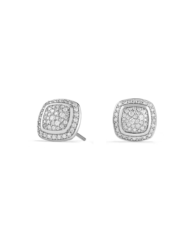 Albion Earrings with Diamonds