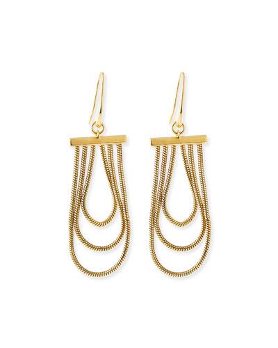 Gemma Chandelier Earrings