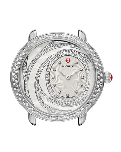 Serein 16 Extreme Diamond Watch Head