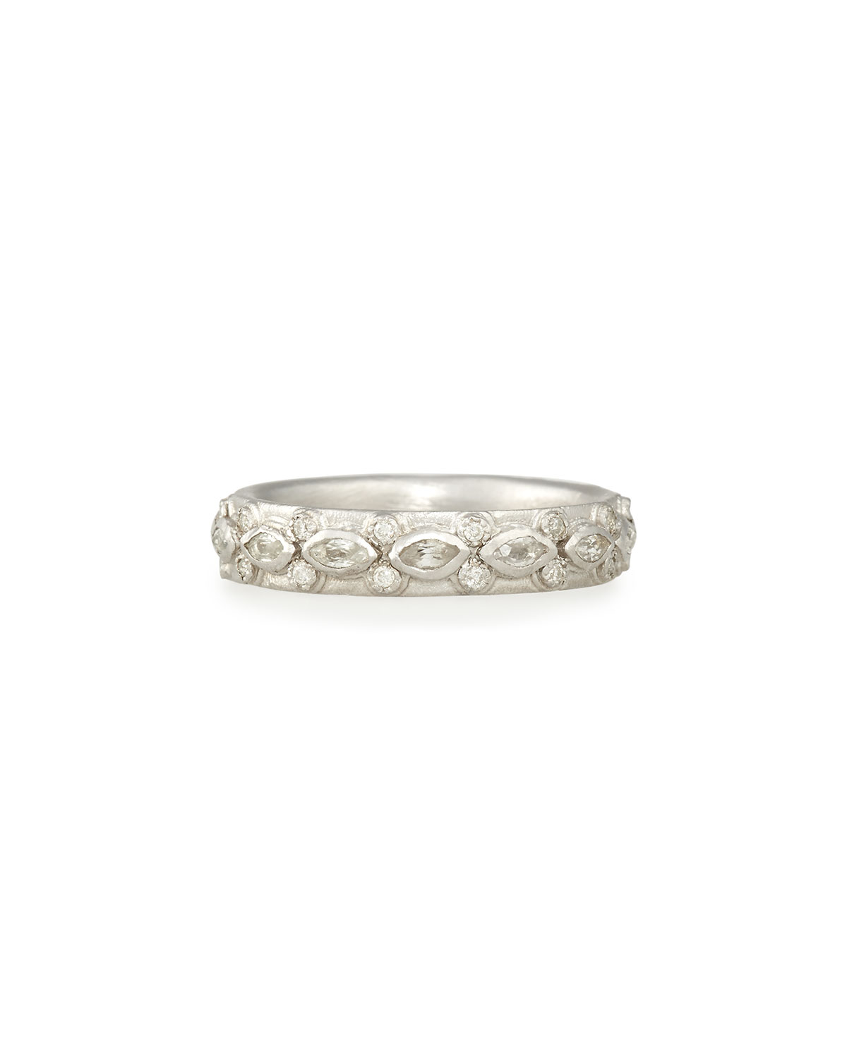 New World Lacy Eternity Stackable Ring
