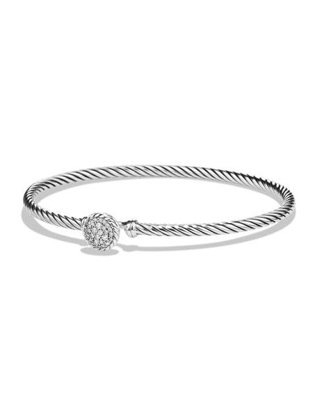 David Yurman Chatelaine Bracelet with Diamonds