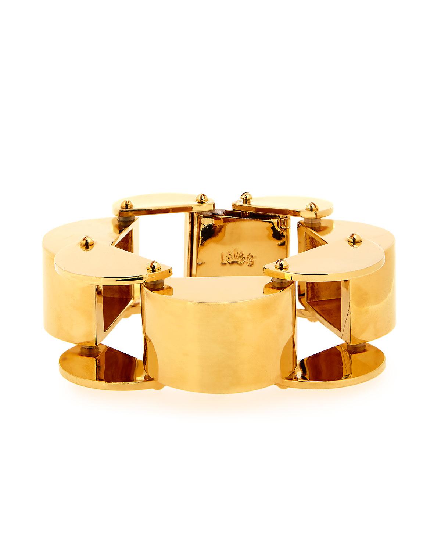 Sands of Time Hourglass Bracelet