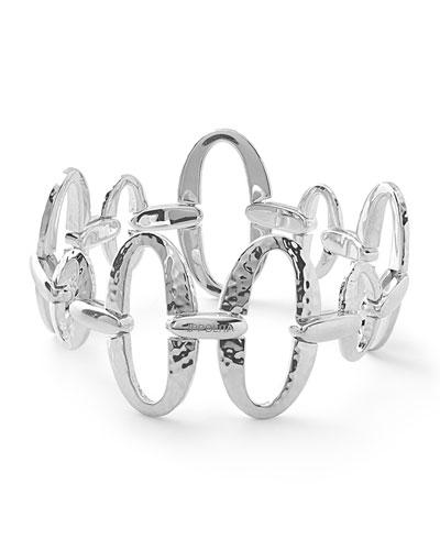925 Glamazon Oval Link Bracelet