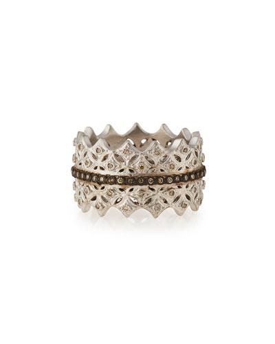 New World Wide Crivelli Diamond Ring