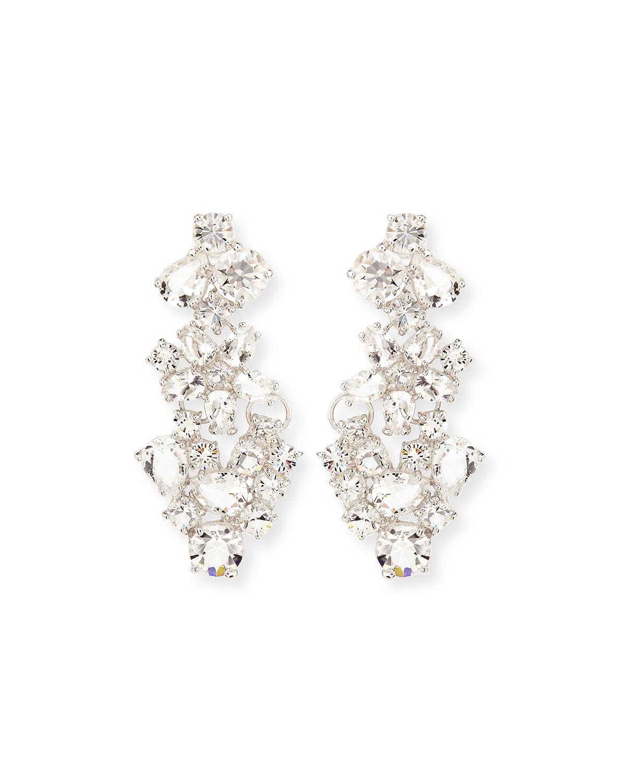 boathouse crystal chandelier earrings