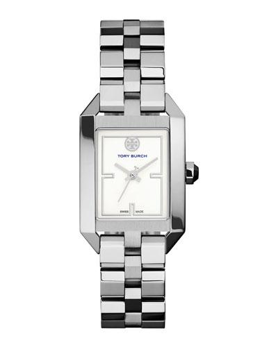 Dalloway Silvertone Bracelet Strap Watch