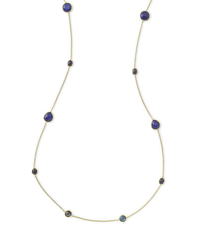 18k Rock Candy® Liberty Station Necklace, 42