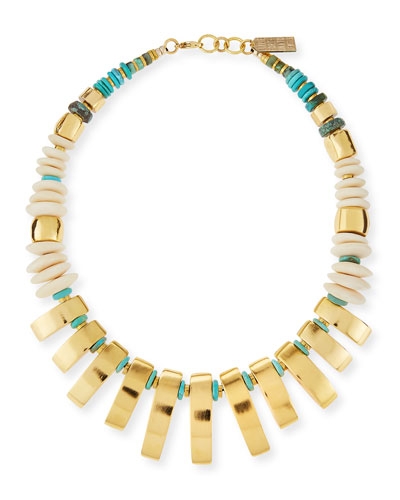 Sugar Reef Turquoise Necklace