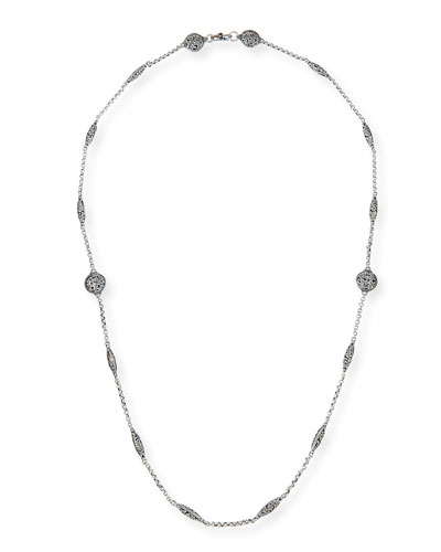 36 Inch Stations Necklace