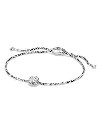 Petite Châtelaine Bracelet with Diamonds