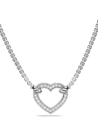 Memoire Fancy Brilliant-Cut Diamond Station Necklace u46QNPvNaj