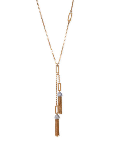 Ursula Tassel Chain Necklace, 31