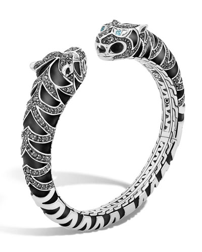 Legends Macan Tiger Lava Small Kick Cuff Bracelet