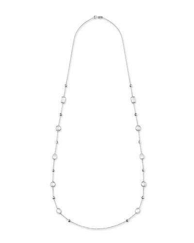 925 Rock Candy® Medium-Station Necklace in Flirt, 42