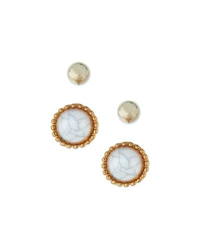Kaity Stud Earrings Set