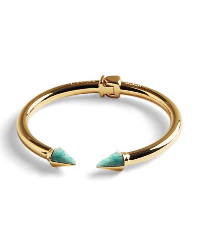 Mini Titan Split Amazonite Bracelet