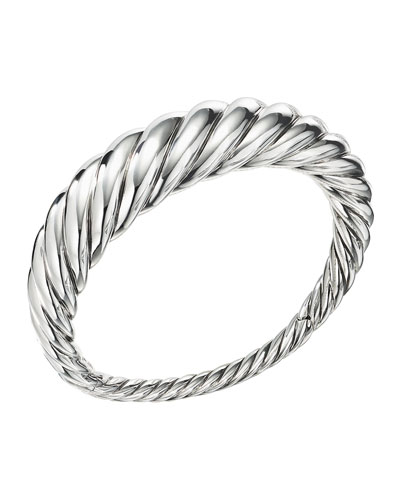 17mm Pure Form Cable Bracelet