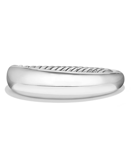 David Yurman 17mm Pure Form Smooth Bracelet