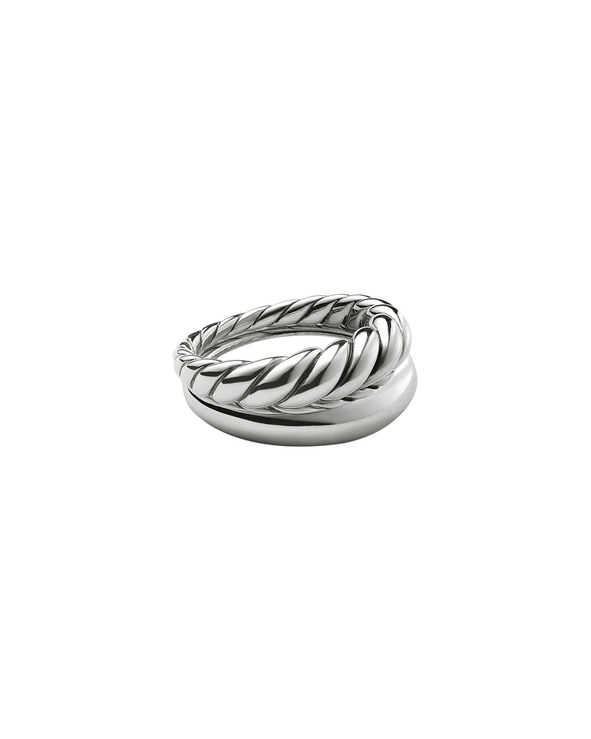 Pure Form Stacking Rings