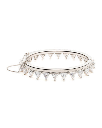 Orion Crystal Bangle Bracelet