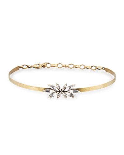 Swarovski® Crystal Choker Necklace