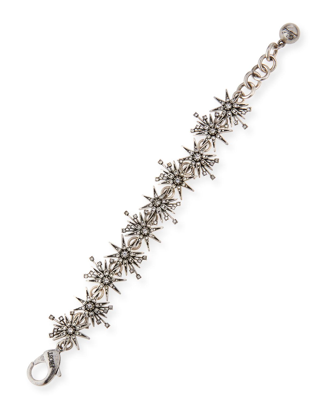 Nova Crystal Star Bracelet