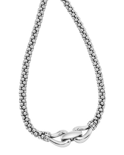 4mm Sterling Silver Derby Rope Necklace, 16