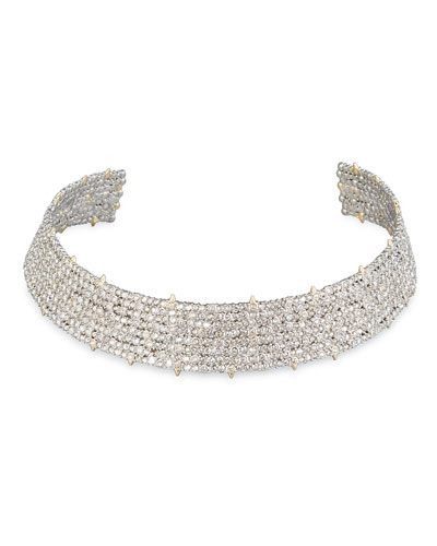 Coveteur Series 2 Crystal Choker Necklace