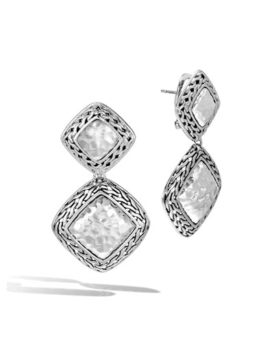 Classic Chain Heritage Drop Earrings