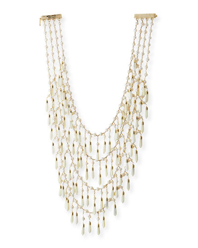 Pascoli Multi-Strand Necklace