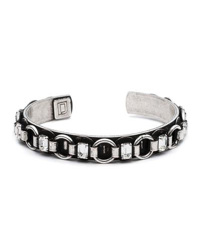 Genesis Statement Cuff Bracelet