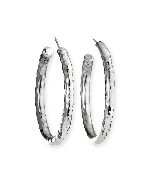 925 Glamazon Small Hoop Earrings
