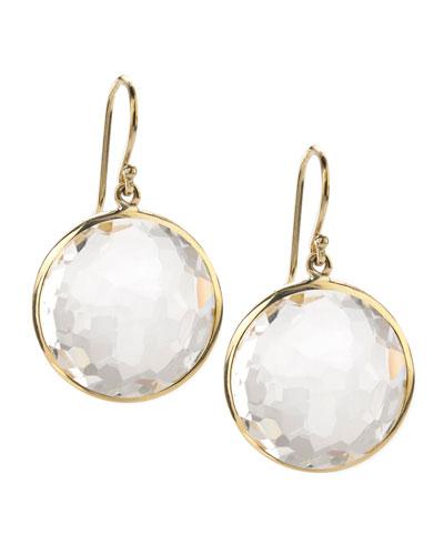 Crystal Lollipop Earrings