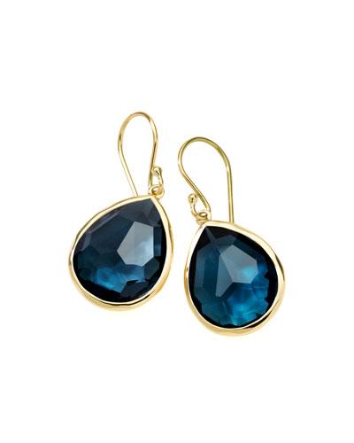 London blue topaz earrings blue topaz chandelier earrings gemstone chandelier earrings