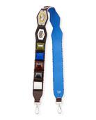Maxi Resin Stud Shoulder Strap for Handbag, Multi