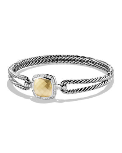 Albion Bracelet with Gold and Diamonds