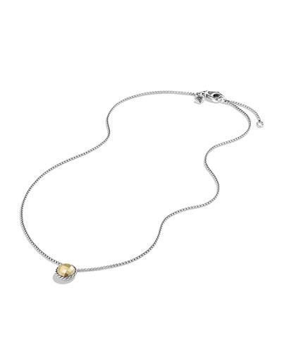 Petite Châtelaine Pendant Necklace