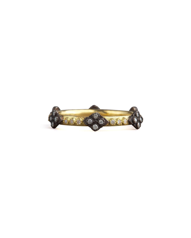 Old World Crivelli Diamond Ring