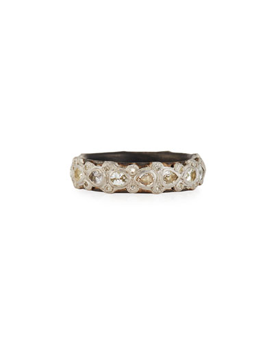 New World Lacy Eternity Stacking Ring