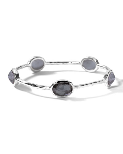 Wonderland Blue-Station Bangle